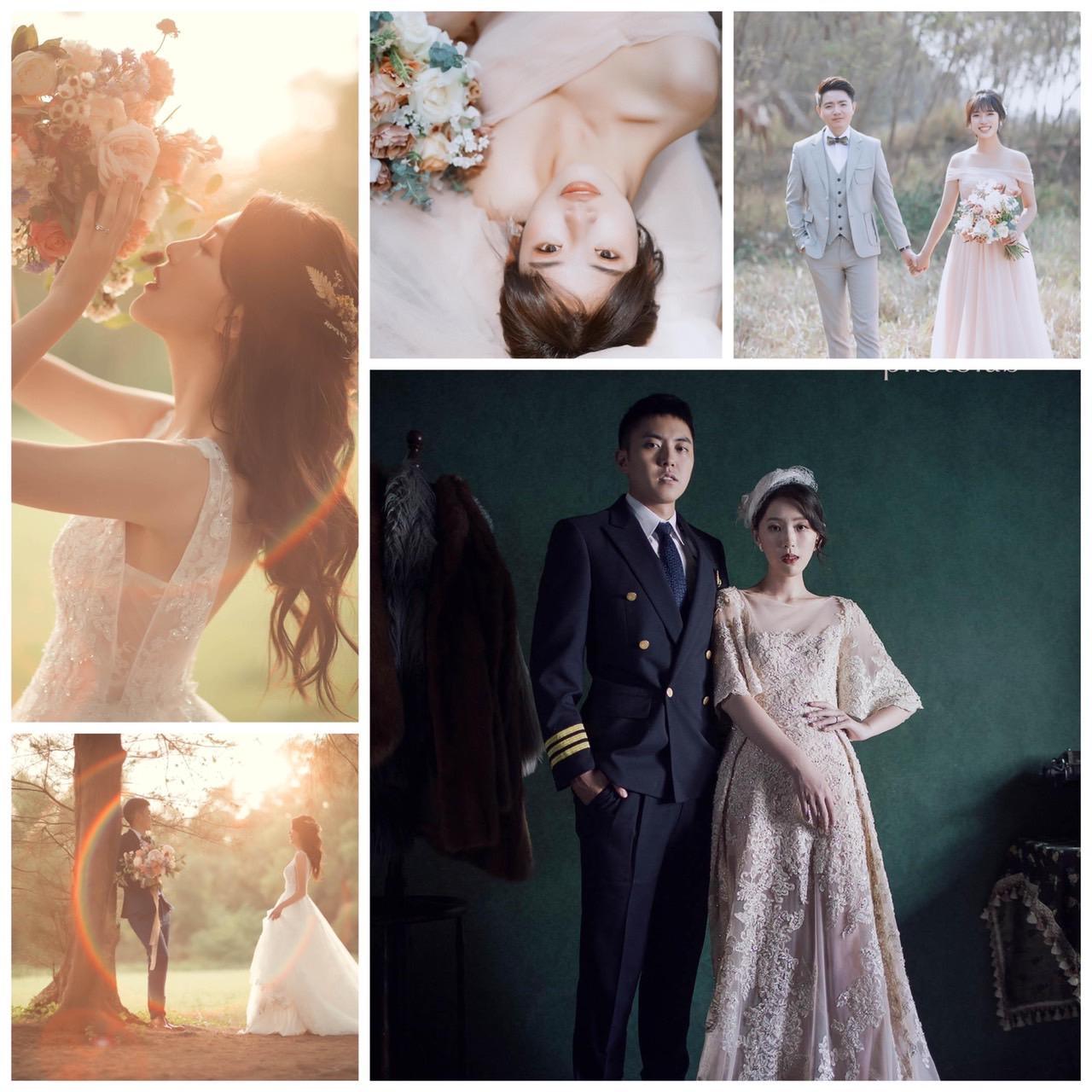 GP Photolab |雞與花環照相館,桃園婚紗