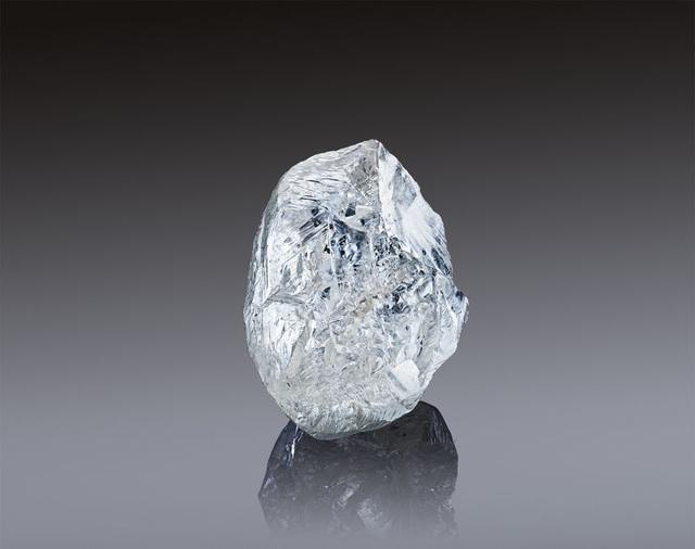 Viên kim cương to bằng quả bóng bàn sắp được bán với giá hơn 2 triệu USD - 1
