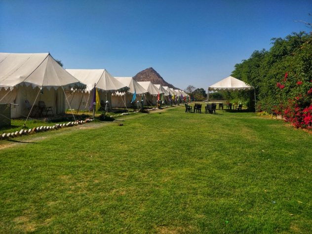 Best Camp Stay in Pushkar Rajasthan - Royal Pushkar Camp