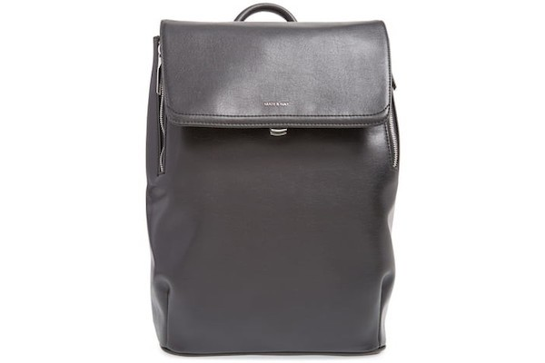 Matt & Nat 'Fabi' Faux Leather Laptop Backpack from Nordstrom