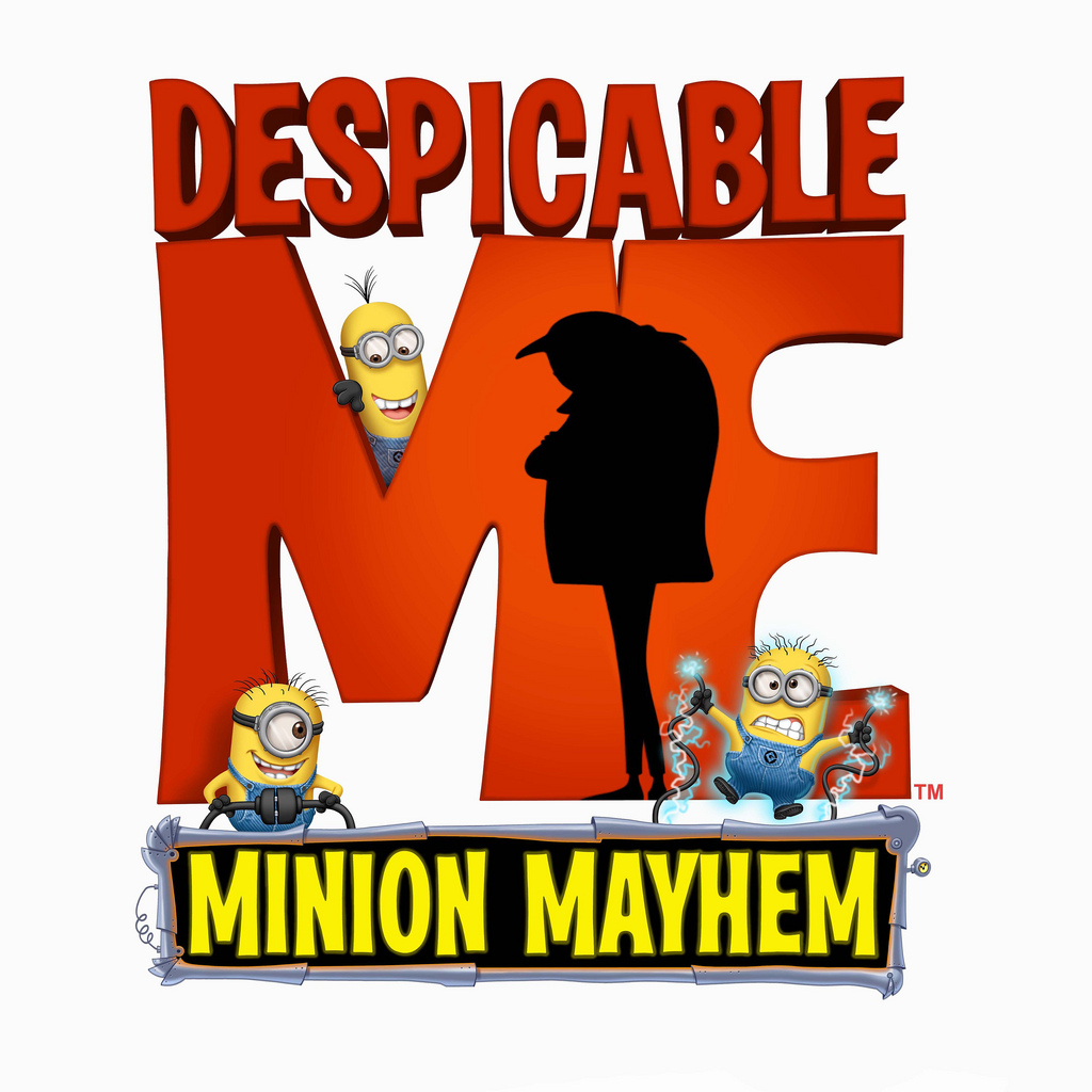 Despicable Me Minion Mayhem | Despicable Me Minion MayhemUni… | Flickr