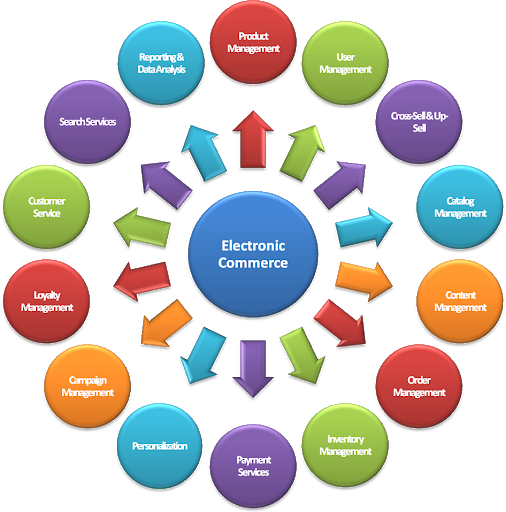 IT - E-Commerce & Big Data - E-Commerce Solutions - Solutions