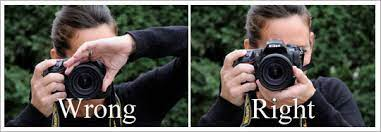 How to Hold A Camera | Getting Started | Nikon