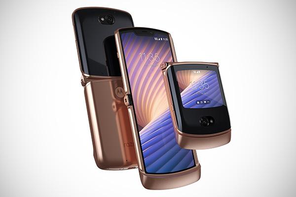 Motorola Razer 5G ؛ Snapdragon 765G