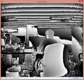 Image result for DepthBasics-D2D.exe