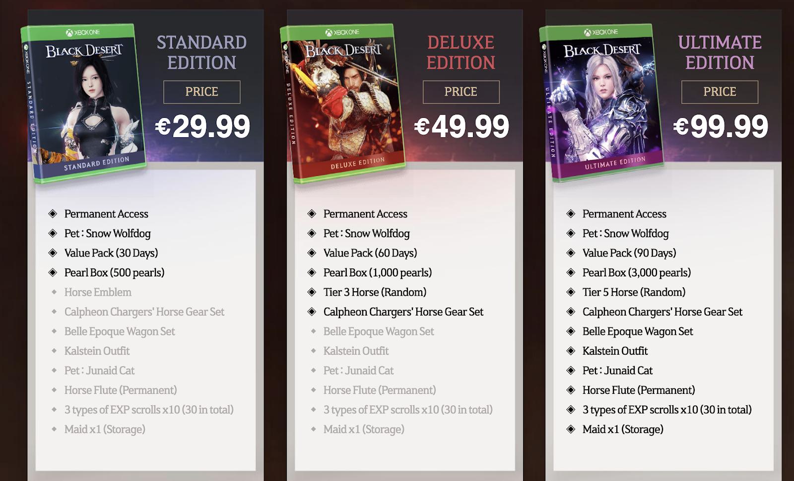 Black Desert Online Xbox New Player Guide