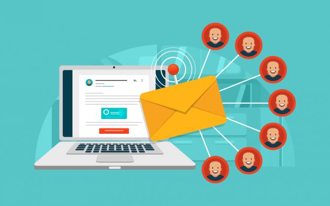 Criar campanhas de e-mail marketing para escritório de arquitetura