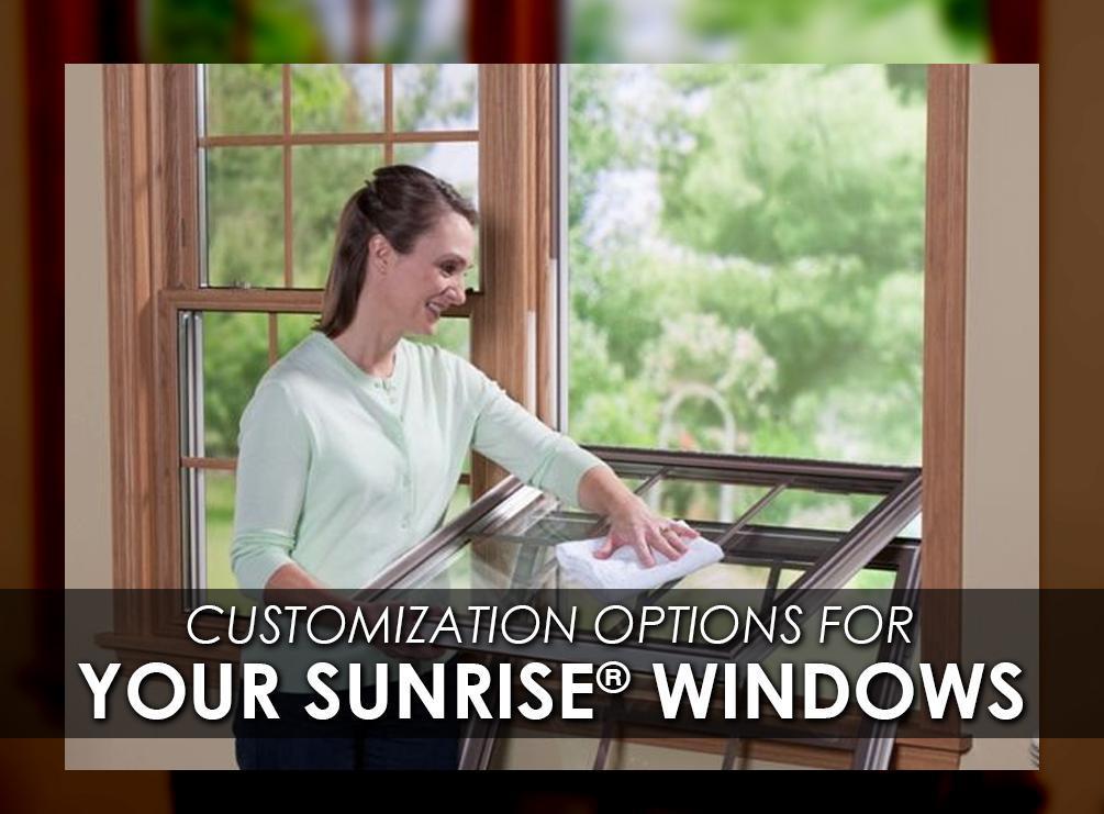 Sunrise® Windows