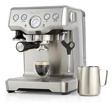 مواصفات ماكينة قهوة اسبريسو بريفيل انفيوزر 840
