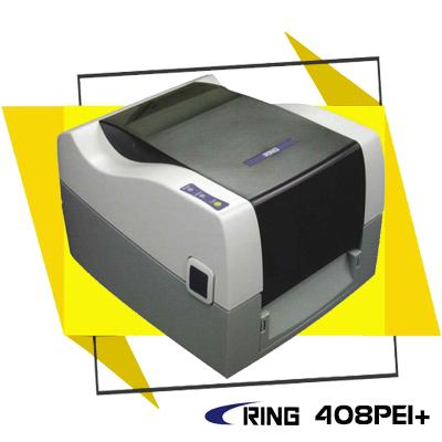 Máy in mã vạch Ring 408PEI+ với kích thước nhỏ gọn, sở hữu công nghệ tiên tiến từ Nhật, chất lượng đáng tin cậy là sản phẩm lý tưởng cho lĩnh vực bán lẻ