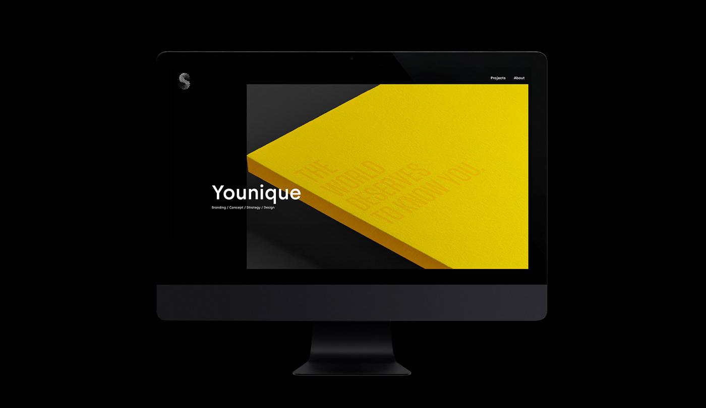 identity logo Dynamic branding  dynamic logo