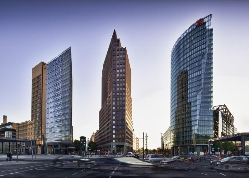 Image result for Potsdamer Platz images