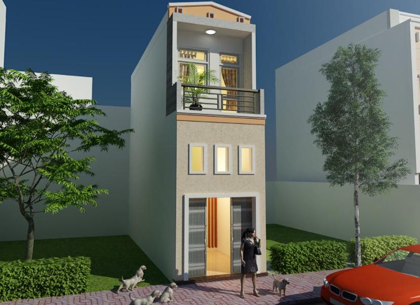Chi phí xây nhà hiện nay phụ thuộc nhiều yếu tố và tính theo m2