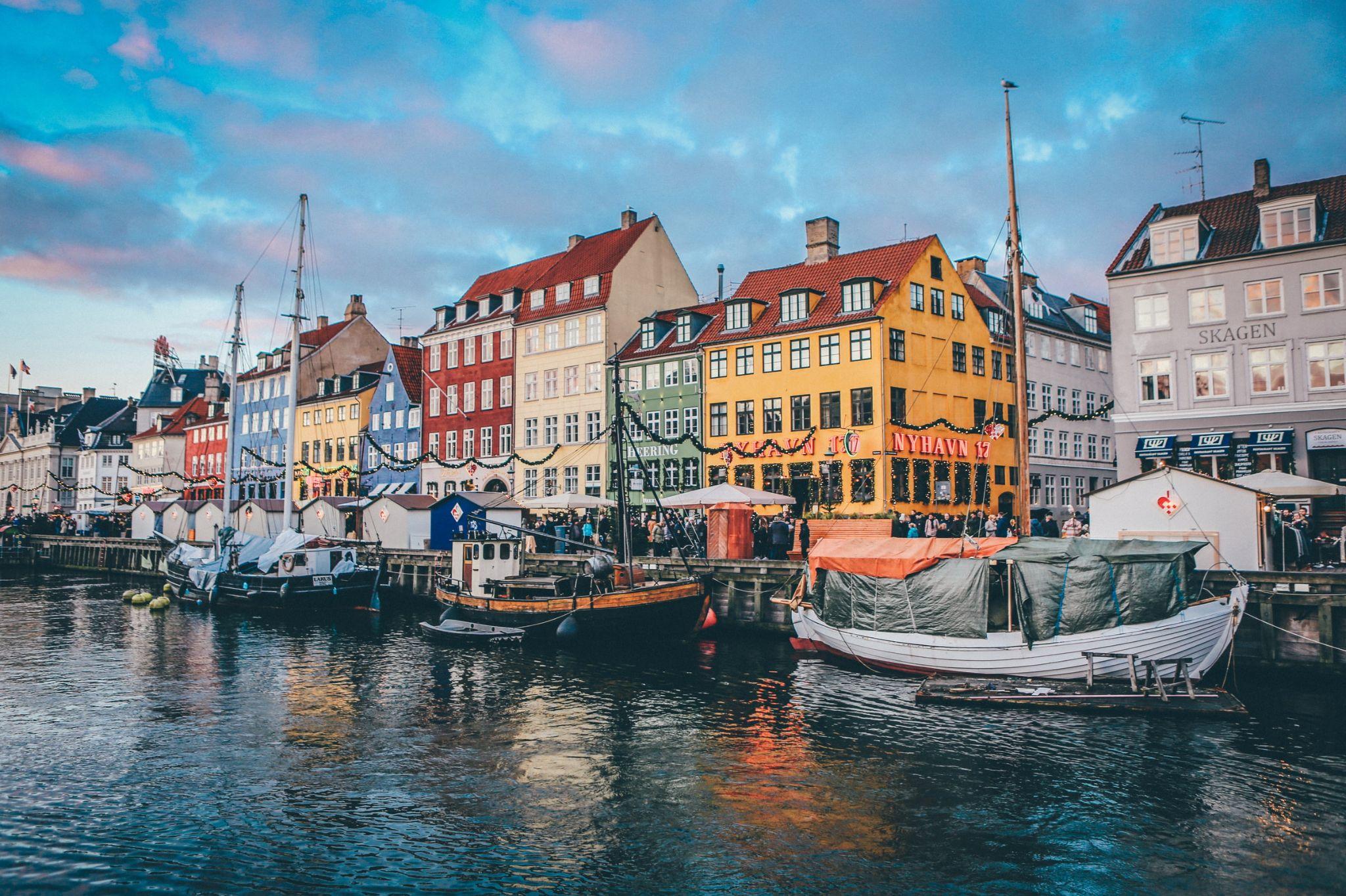 Яхтинг в Дании