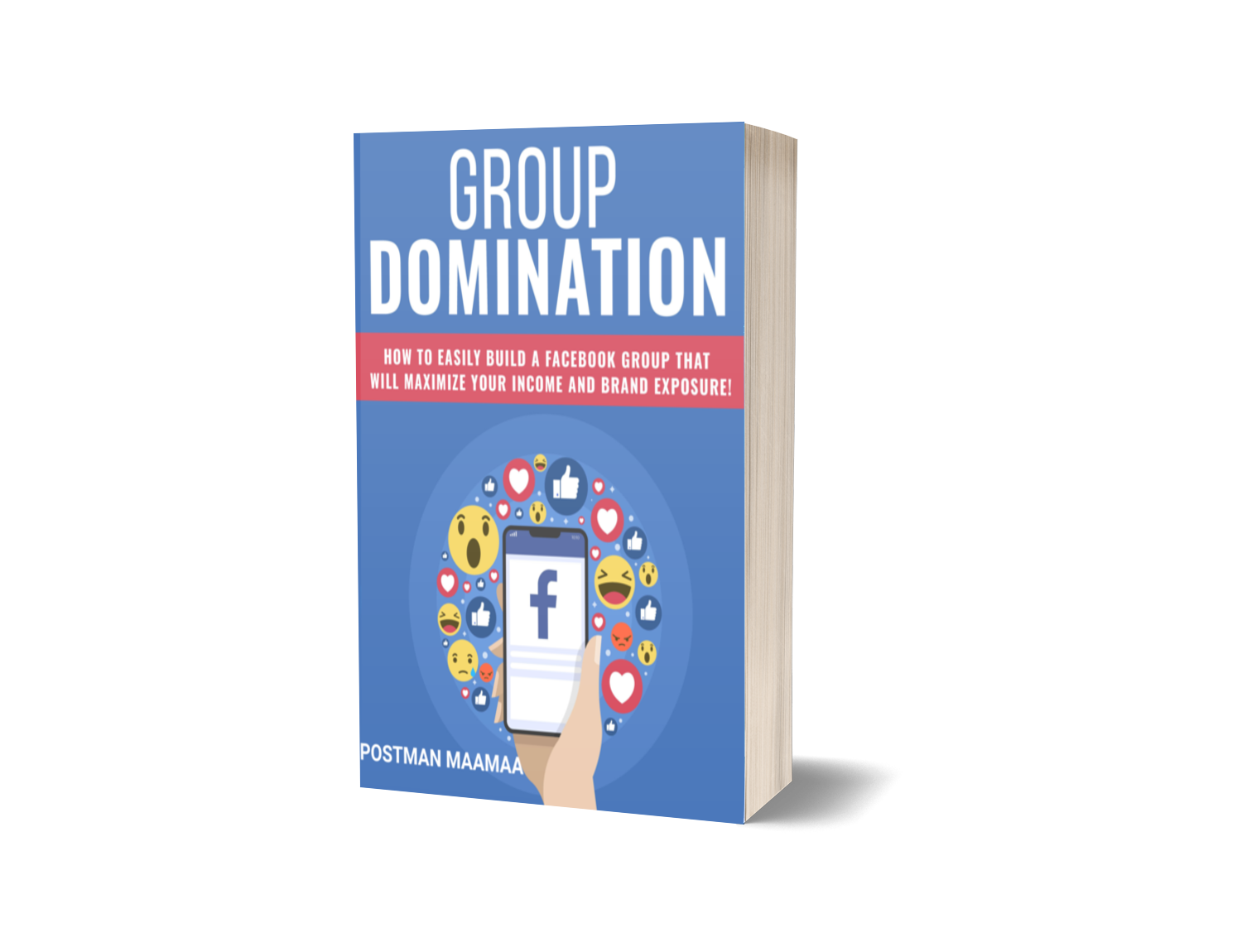 Exclusive Bonus From Postman Maamaa #3 –  Group Domination