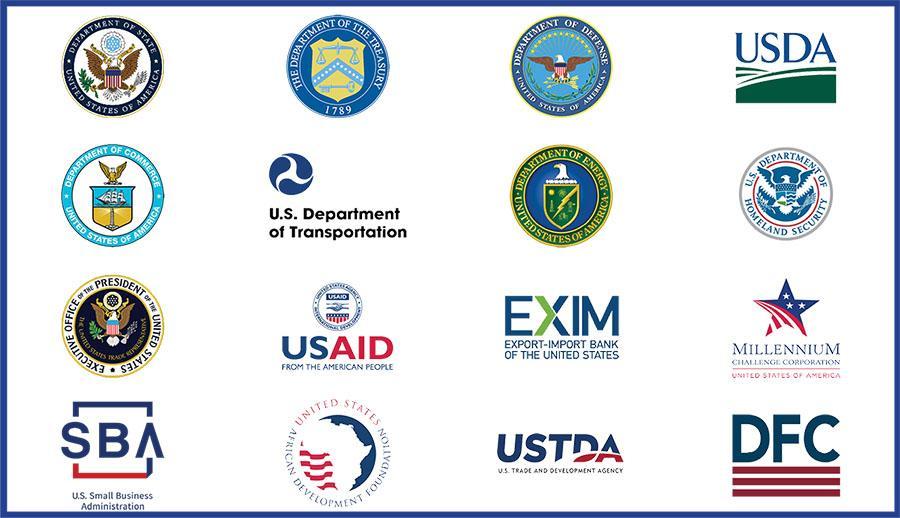 Logos of Partner Agencies