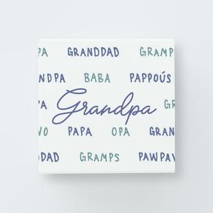 """""""Grandpa"""" design"""