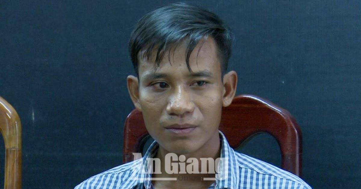 Truy bắt đối tượng giết người ở TP. Long Xuyên