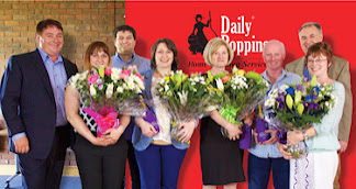 Daily Poppins' Franchisee Prize Winners 2013
