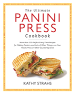 Pre-order THE ULTIMATE PANINI PRESS COOKBOOK Today!