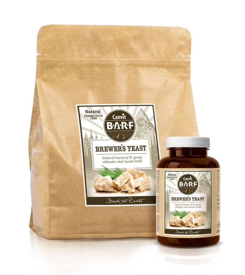 Brewers Yeast In A Grocery Store