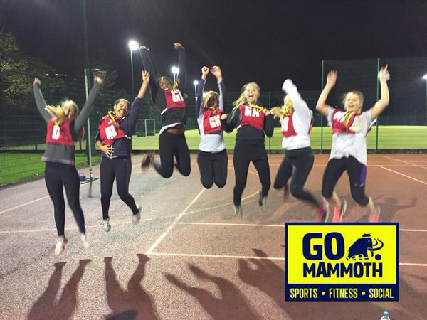 | GoSweat | Where to play Netball in Balham?