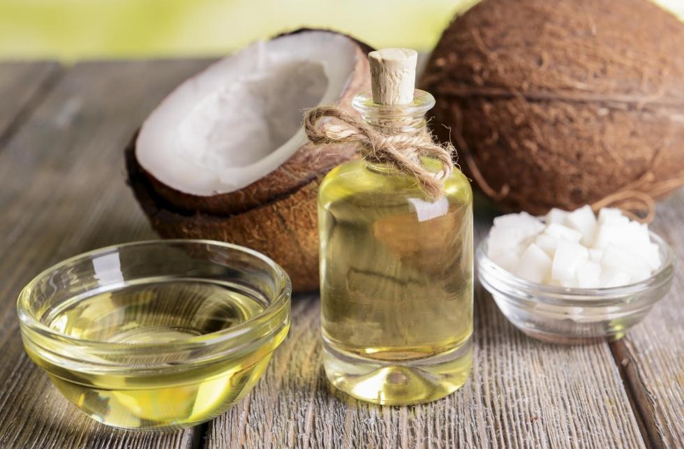 bí quyết làm đẹp bằng dầu dừa