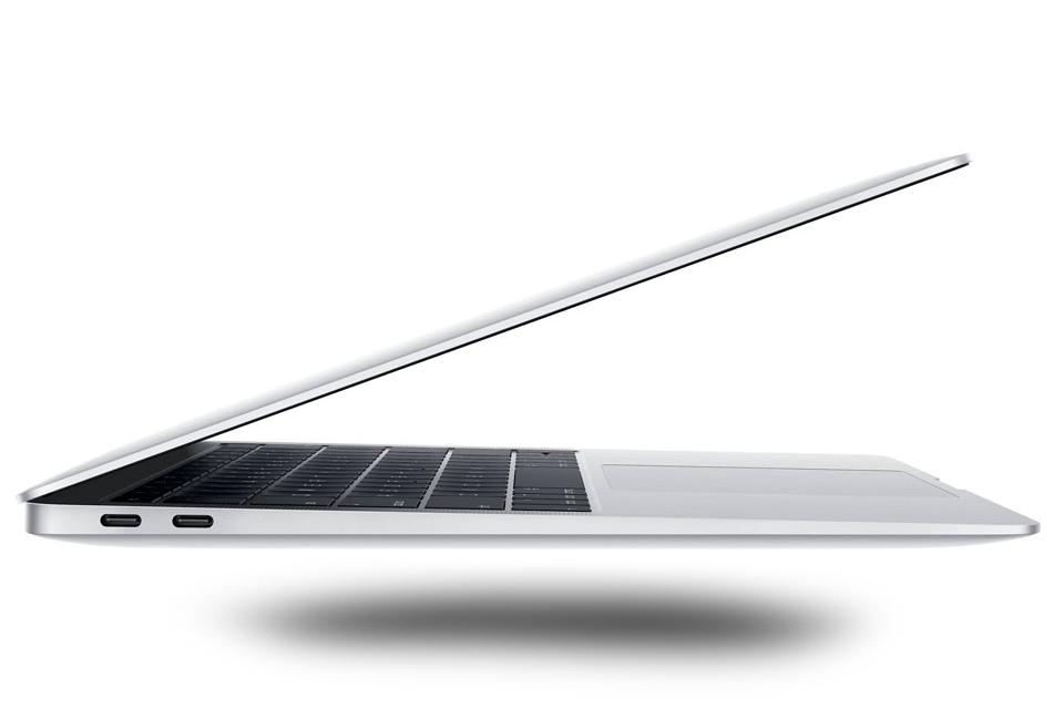 Cổng kết nối của Macbook Air 2018