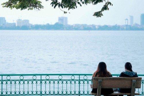 Hồ Tây- địa điểm vui chơi thú vị trong dịp tết