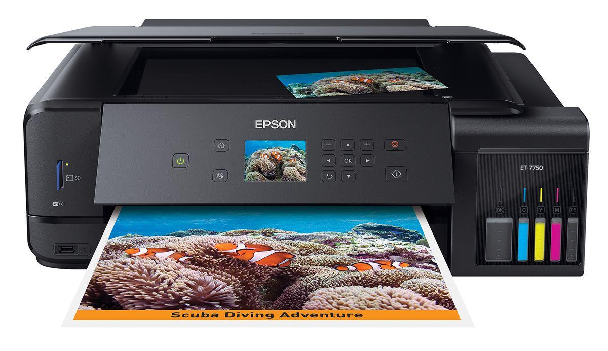 Epson Expression Premium ET7750 EcoTank