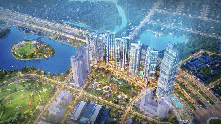 Cập nhật tiến độ Eco Green Sài Gòn