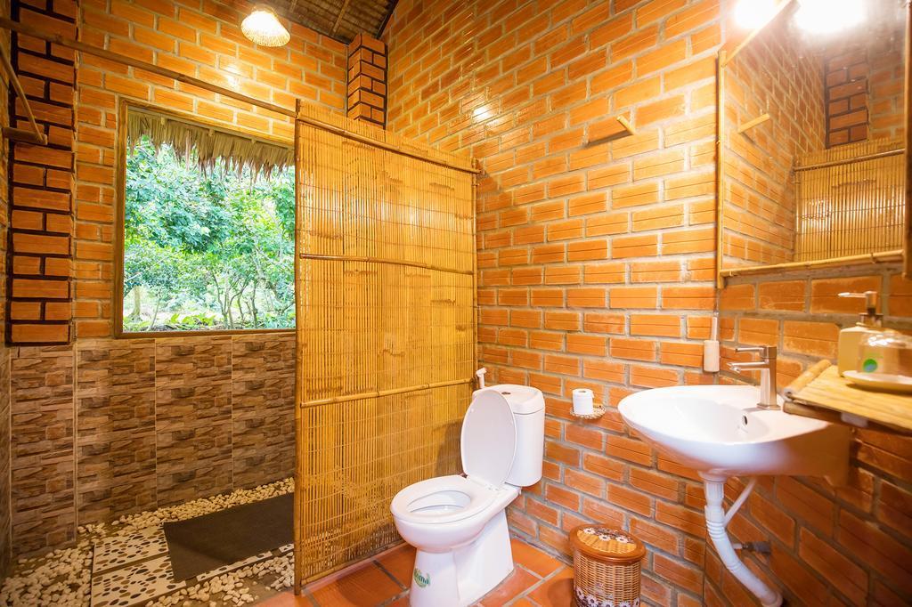 nhà tắm Mekong Rustic Cai Be