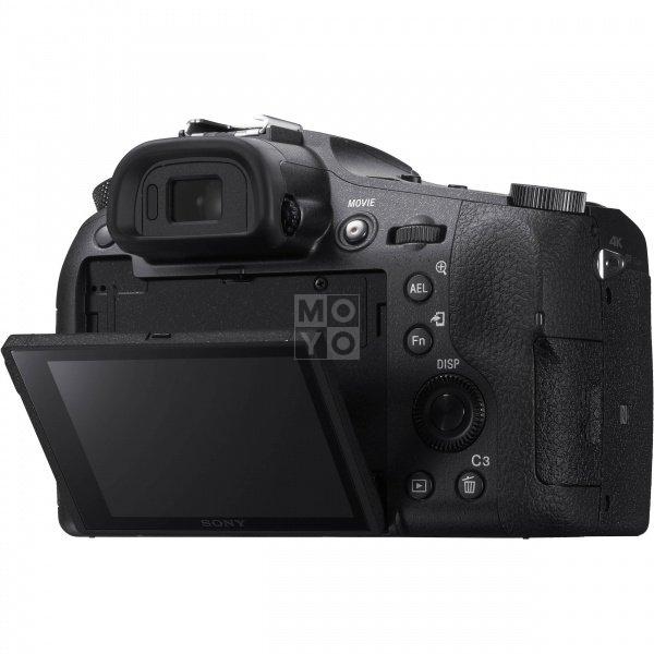 Фотоаппарат SONY Cyber-Shot RX10 IV. Вид сзади
