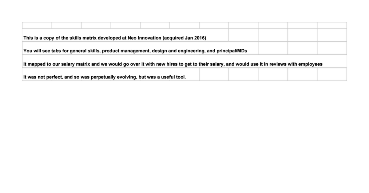 Skills matrix template insrenterprises skills matrix template pronofoot35fo Image collections