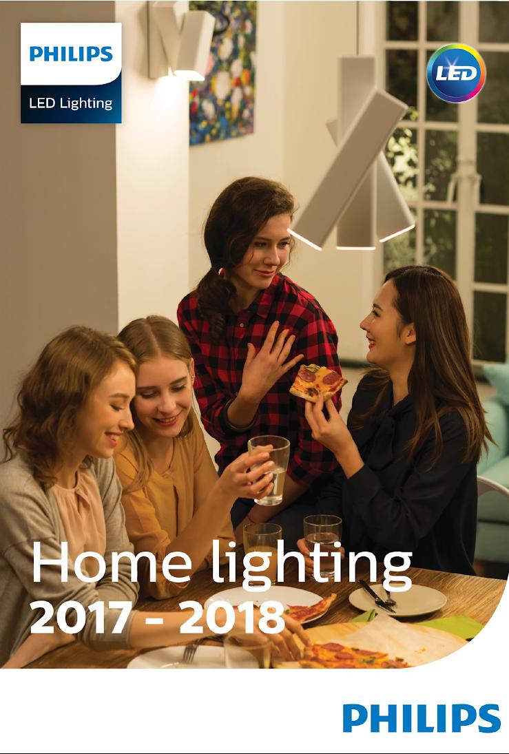 Download Catalogue Bảng giá bóng đèn Led Philips mới nhất 2018 tại đây