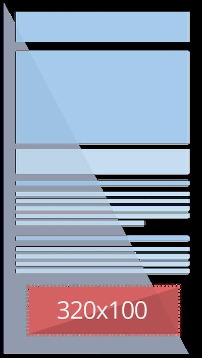 графические объявления лучшие практики 320x100