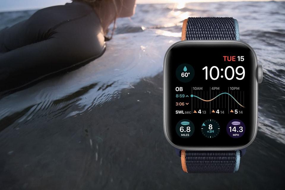 Tự tin bơi lội và tham gia các môn thể thao dưới nước với đồng hồ Apple Watch Series 6 GPS 40mm
