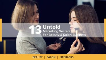 Beauty & Salon Business
