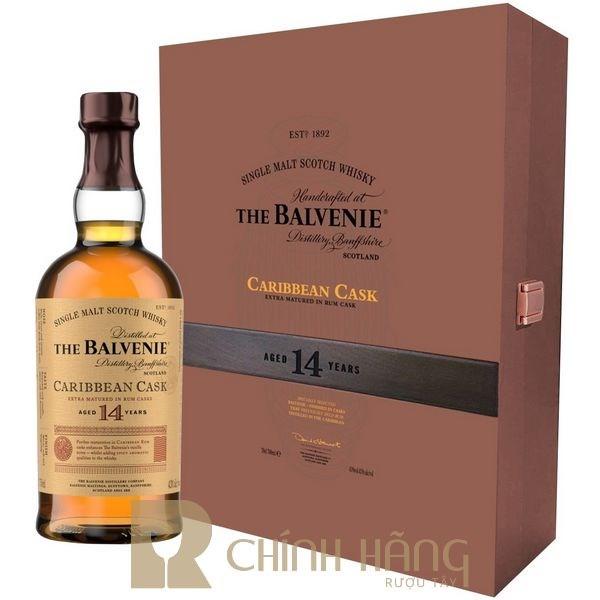 Balvenie 14 Năm Hộp Quà Tết 2021
