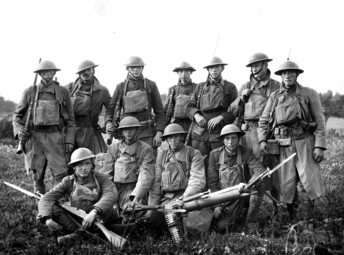 Image result for ww1 american soldier