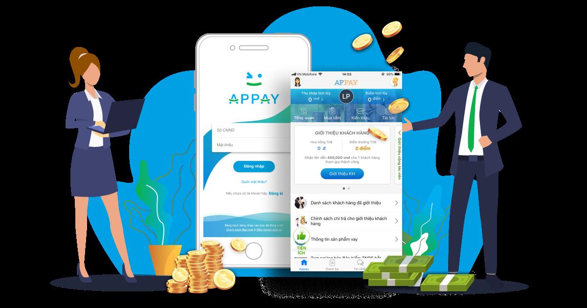 kiếm tiền với appay