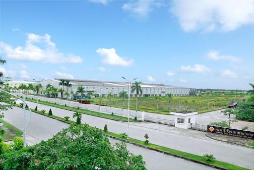 Hệ thống giao thông khu công nghiệp được quy hoạch bài bản