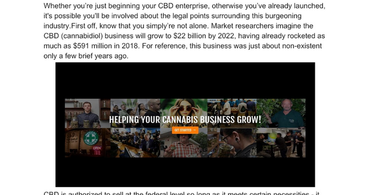 Indicators on How To Build A Marijuana Advertising Plan - You Need To Know