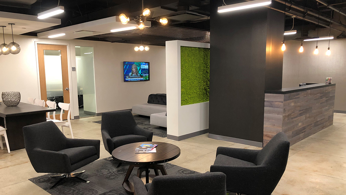Corporate Suites Coworking space in NYC