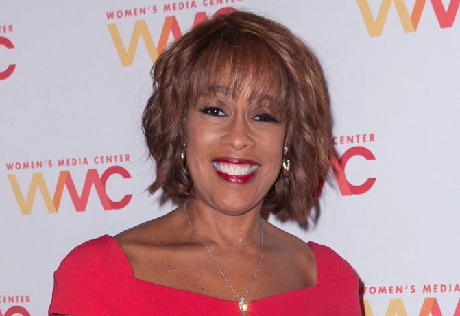 Gayle King attends the 2019 Women's Media Awards, hosted by The Women's Media Center, at the Mandarin Oriental New York in New York, on Oct. 22, 2019.