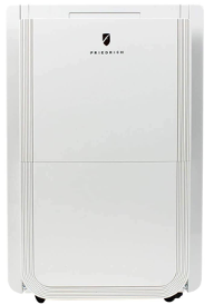 The Friedrich D50B1A is the best high-end model if you're seeking a high-performance option to reduce humidity and also save energy with dehumidifers.