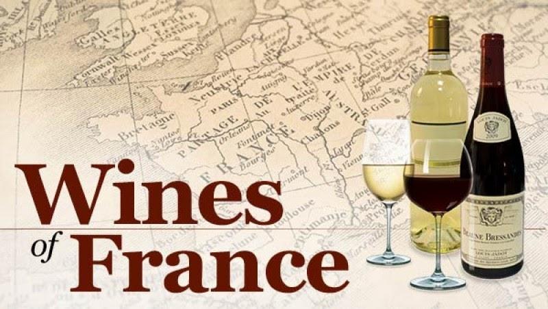Giá rượu vang Pháp được phân bổ rộng