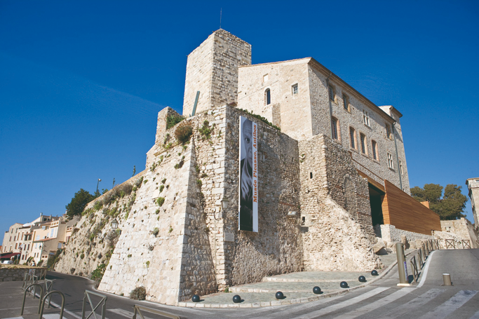 Le Musée Picasso Antibes