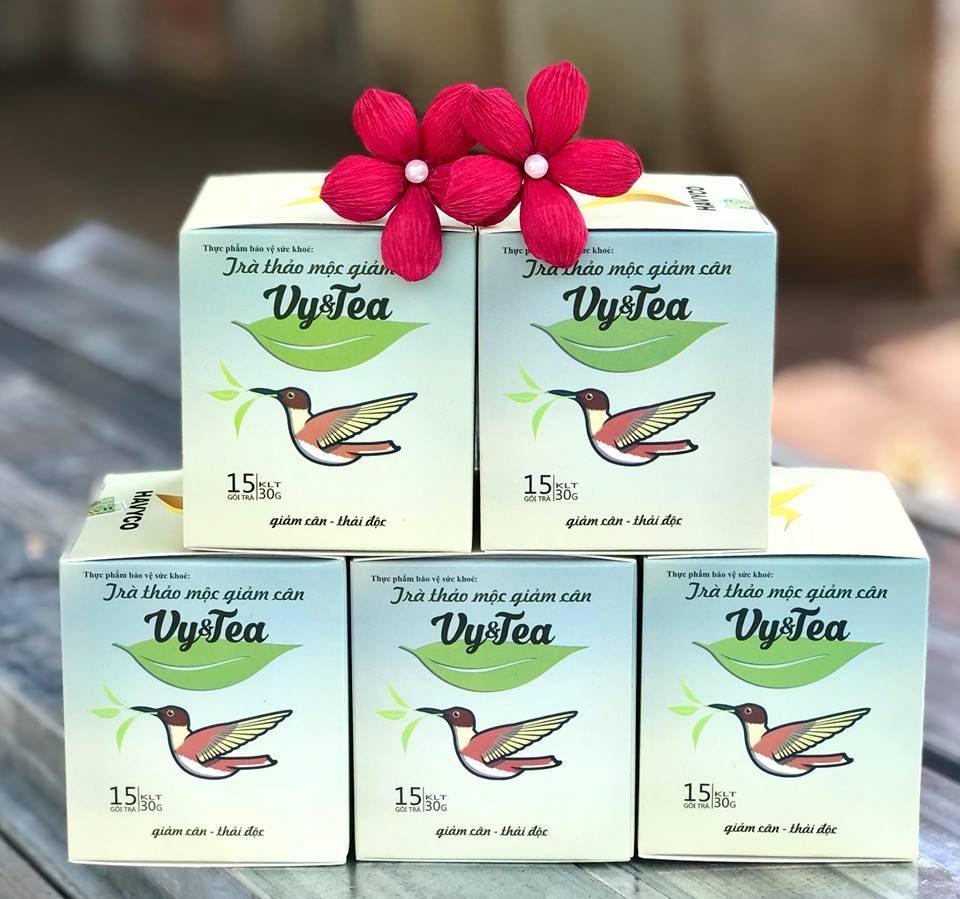 Trà giảm cân vy&tea HAVYCO đem đến cho người tiêu dùng những trải nghiệm tuyệt vời