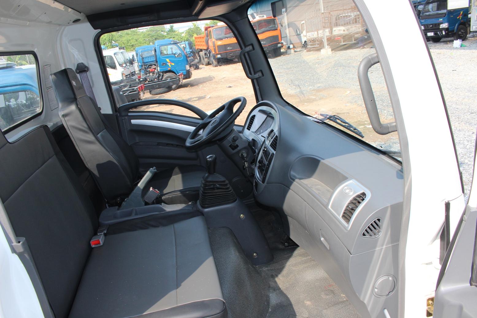 Cabin xe tải Veam VT350